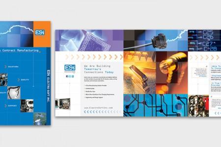 electronics-brochure